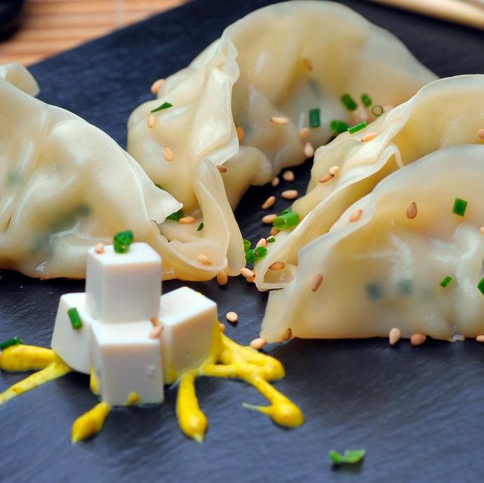 Gyozas de Pollo SushiOlé