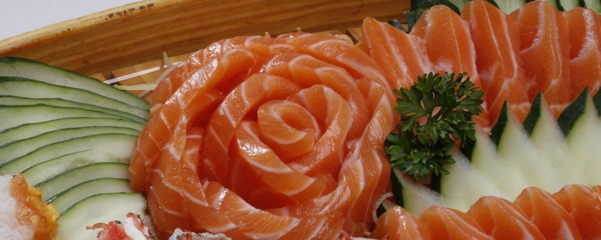 Delicias de Salmón en SushiOlé