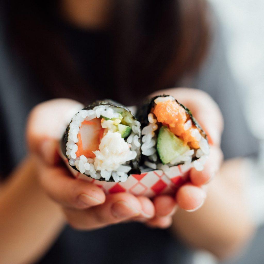Sushi para Disfrutar!! en SushiOlé