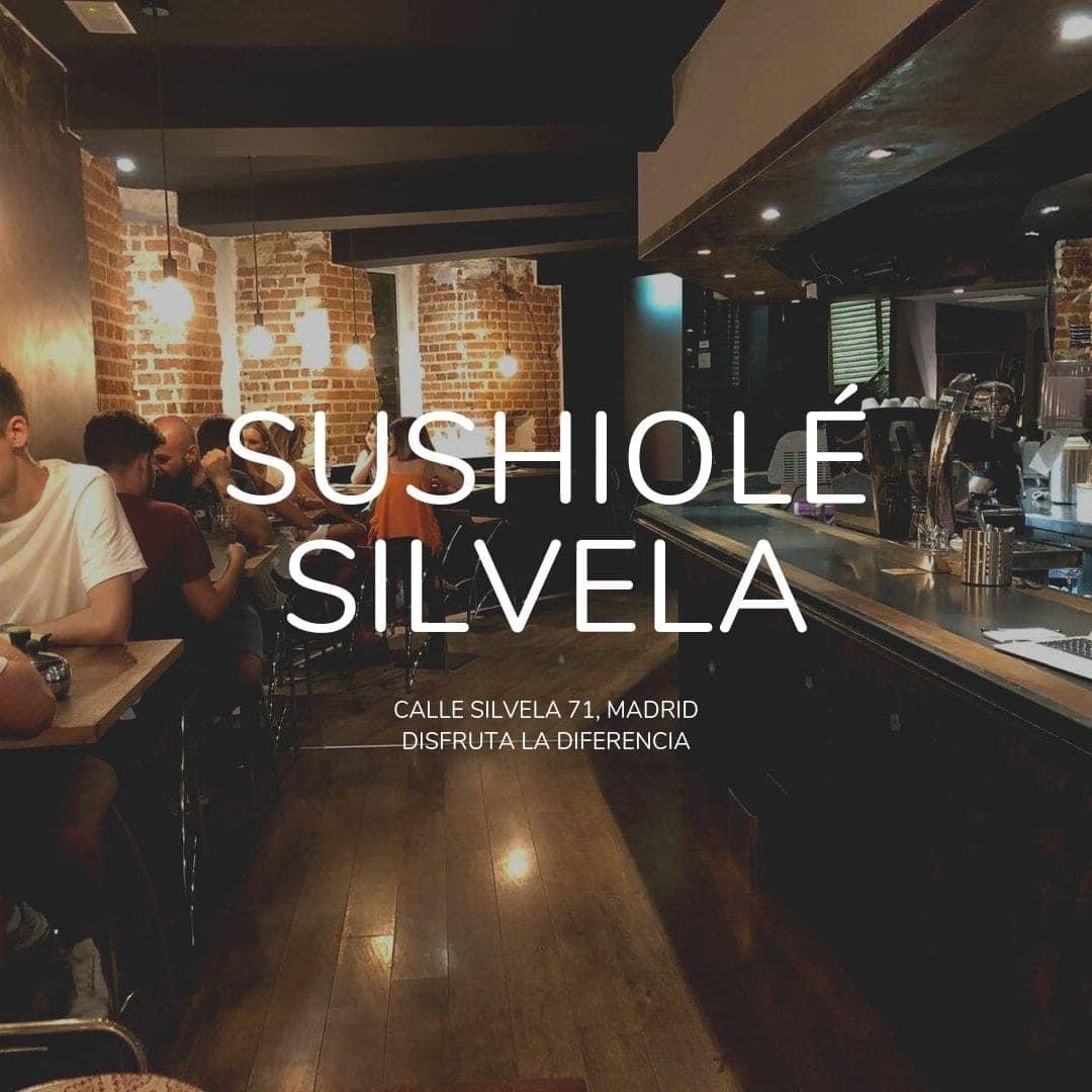 SushiOlé Silvela 71