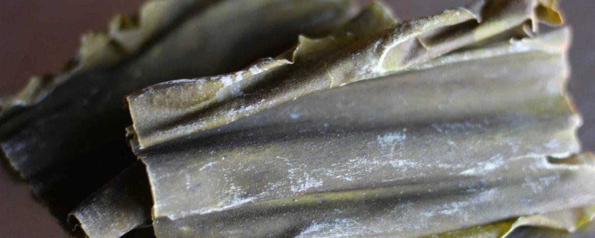 Alga Kombu - SushiOle.