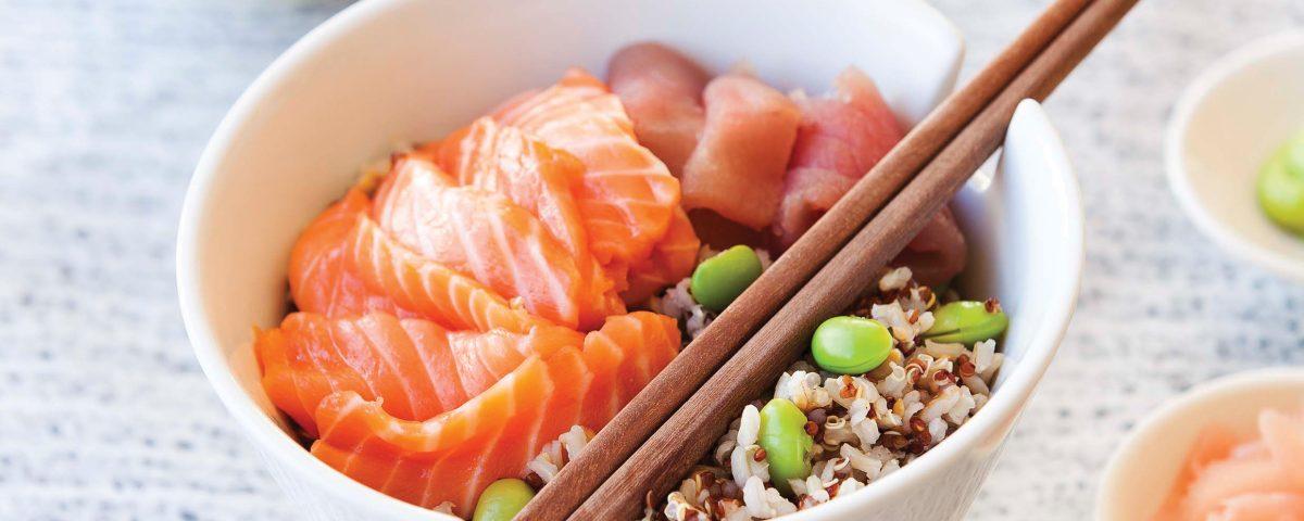 Chirashizushi - SushiOle