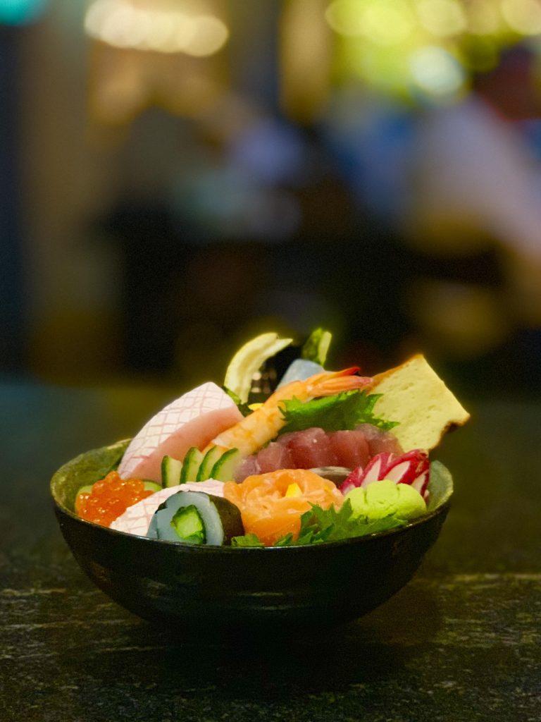 Chirashizushi - SushiOle.