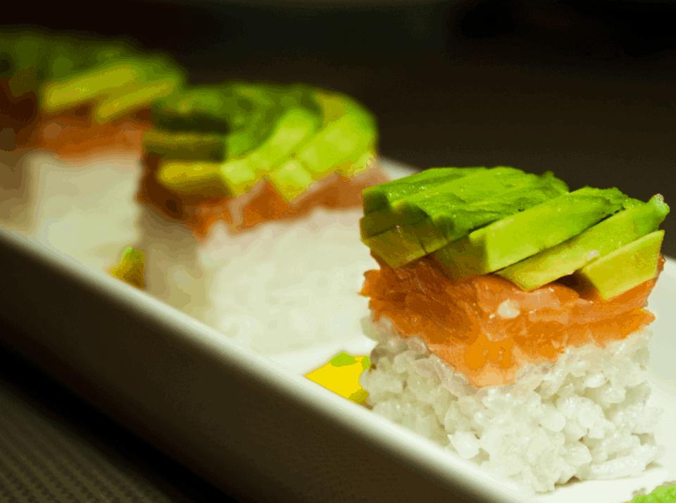 Oshizushihako - SushiOle