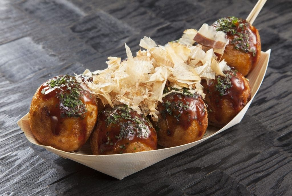 Takoyaki - SushiOle