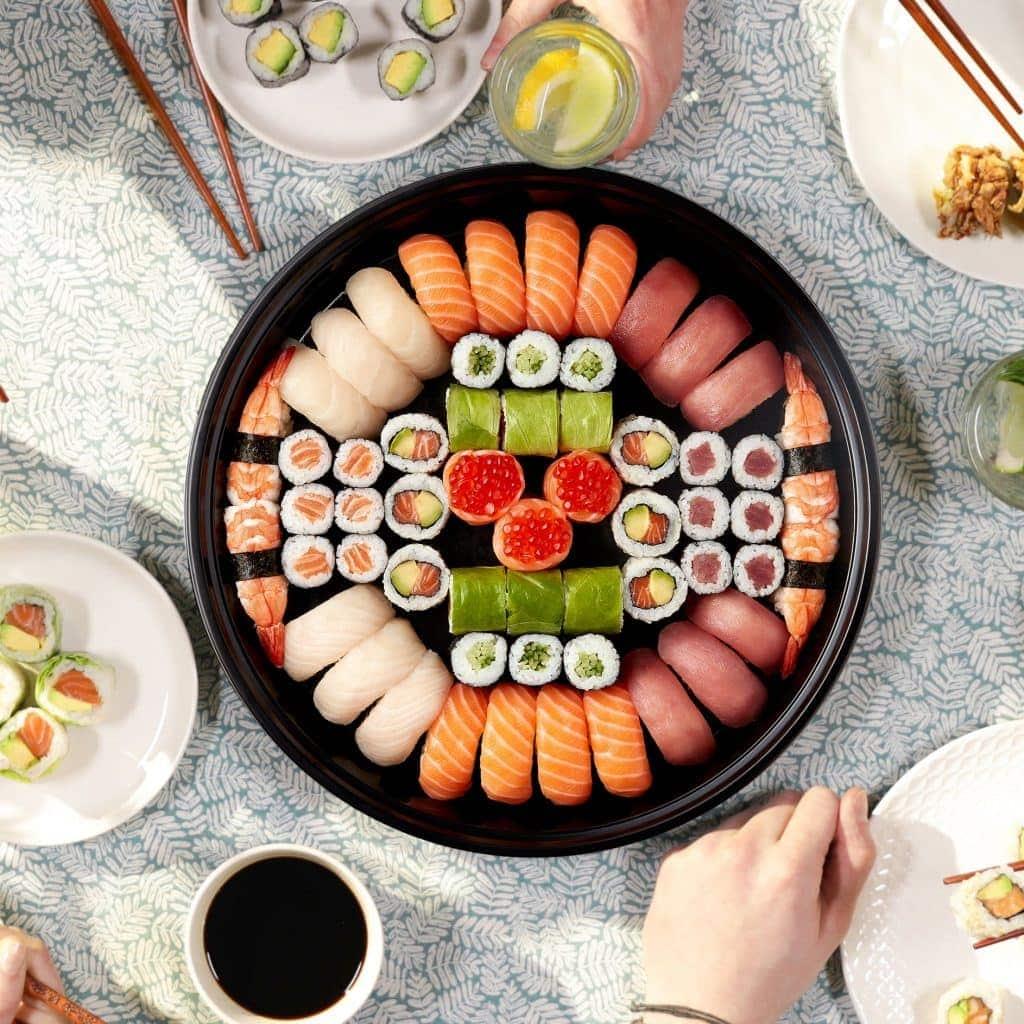 Como se debe disfrutar el sushi - SushiOle.com 2